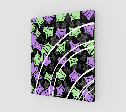 Out Of This World canvas