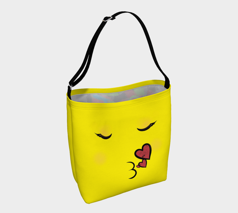Pucker Up Day Tote