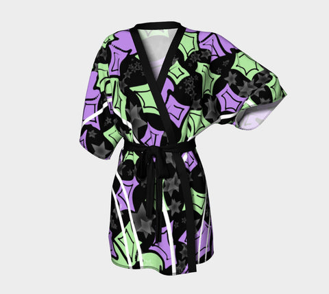 Out Of This World Kimono Robe