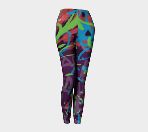 Art Is Life Leggings