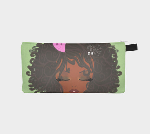 Curly Girl Carry-All Pouch