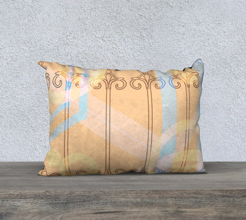 "Celestial Chains 20"" x 14"" Pillow Case"