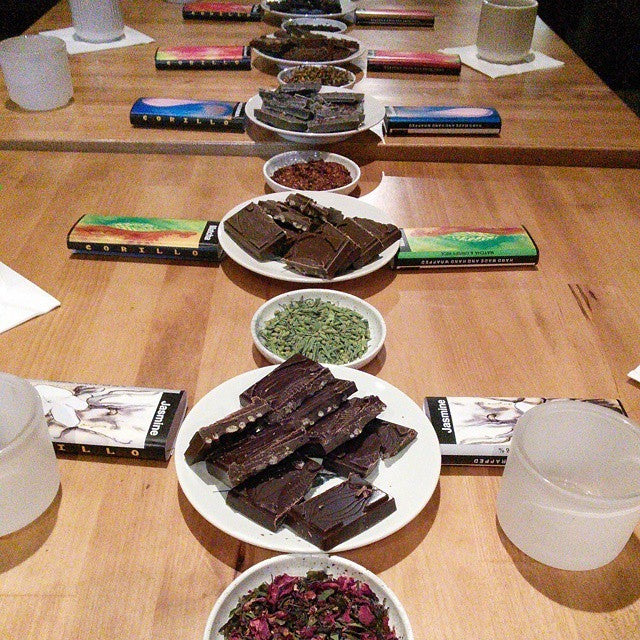 BOOK A PRIVATE TEA TASTING EVENT!