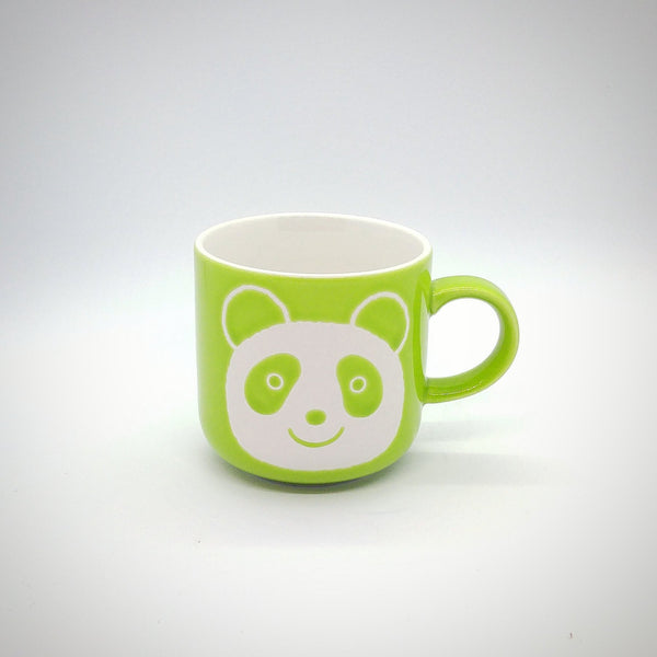 Panda - Light Green