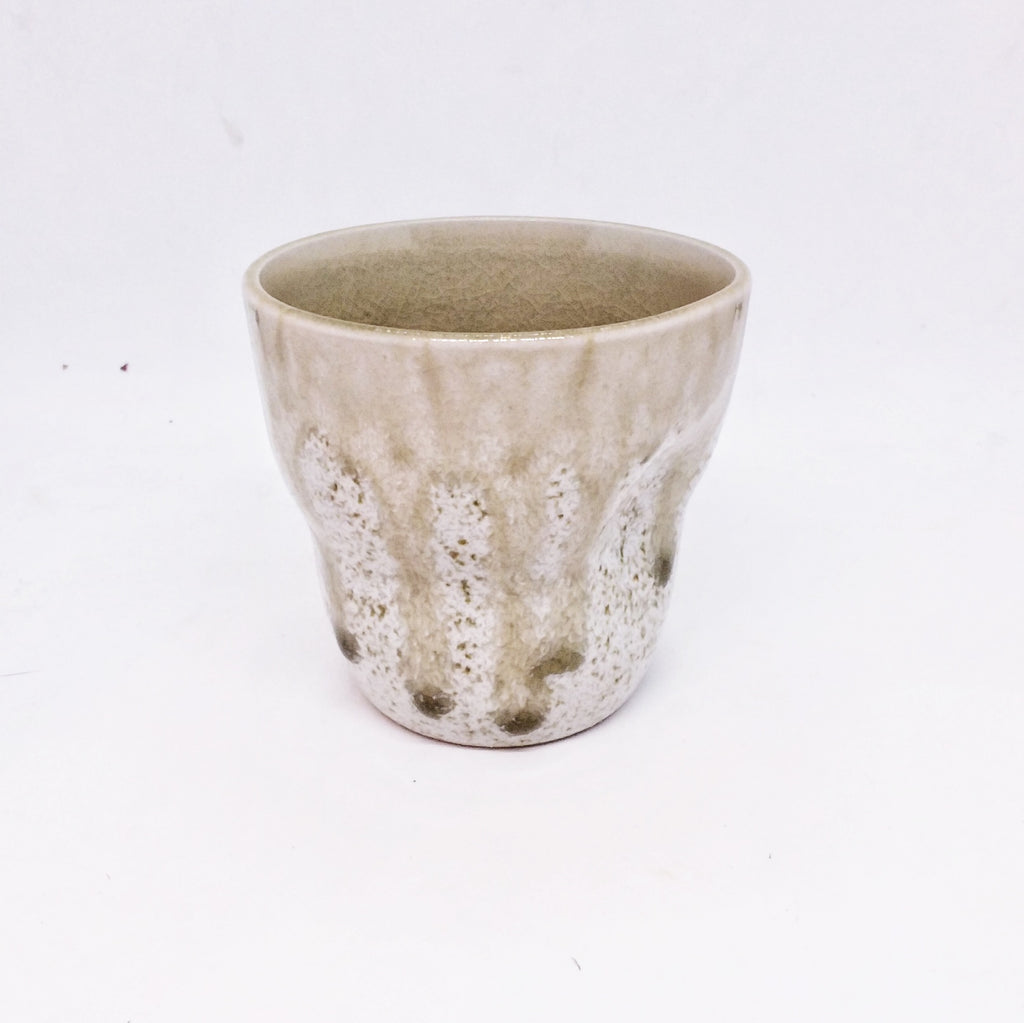 Japanese Tea Cup - Green Surprise
