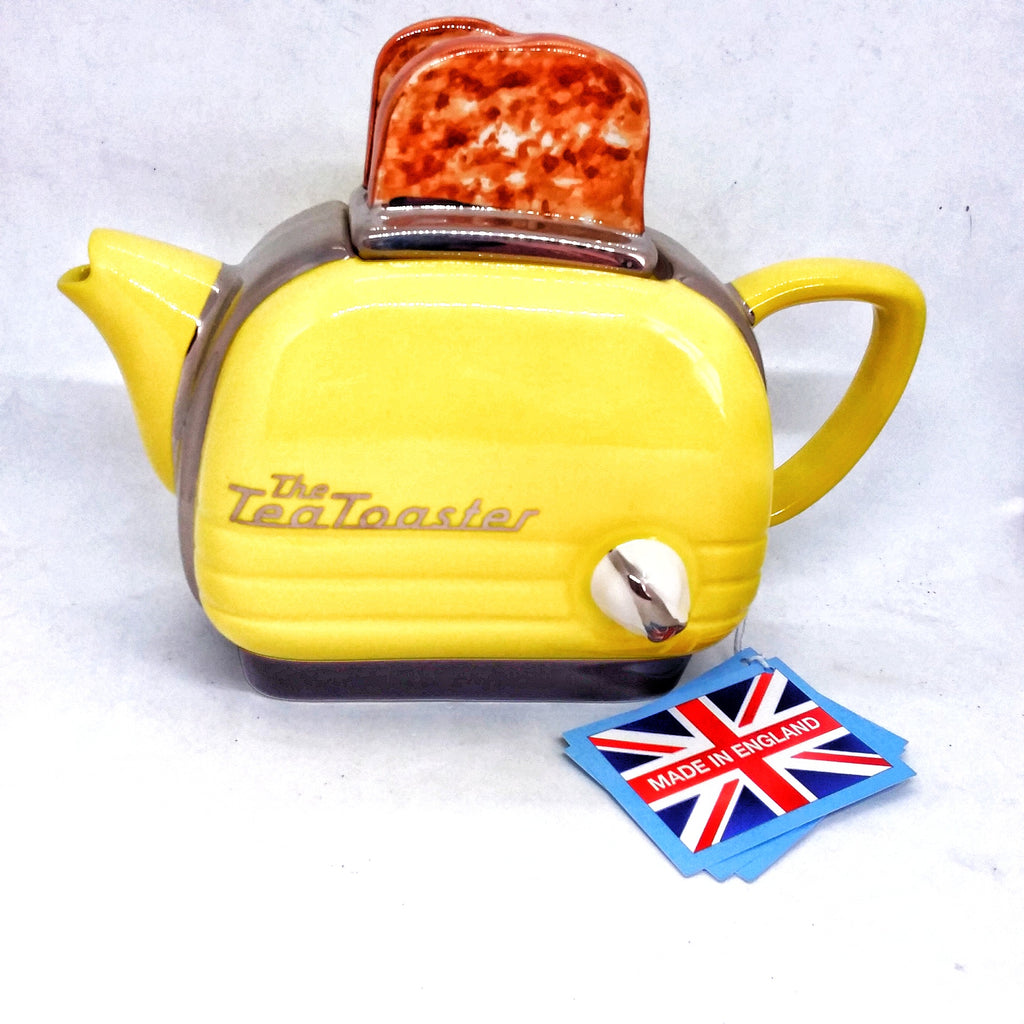 Whimsical Toaster - YELLOW