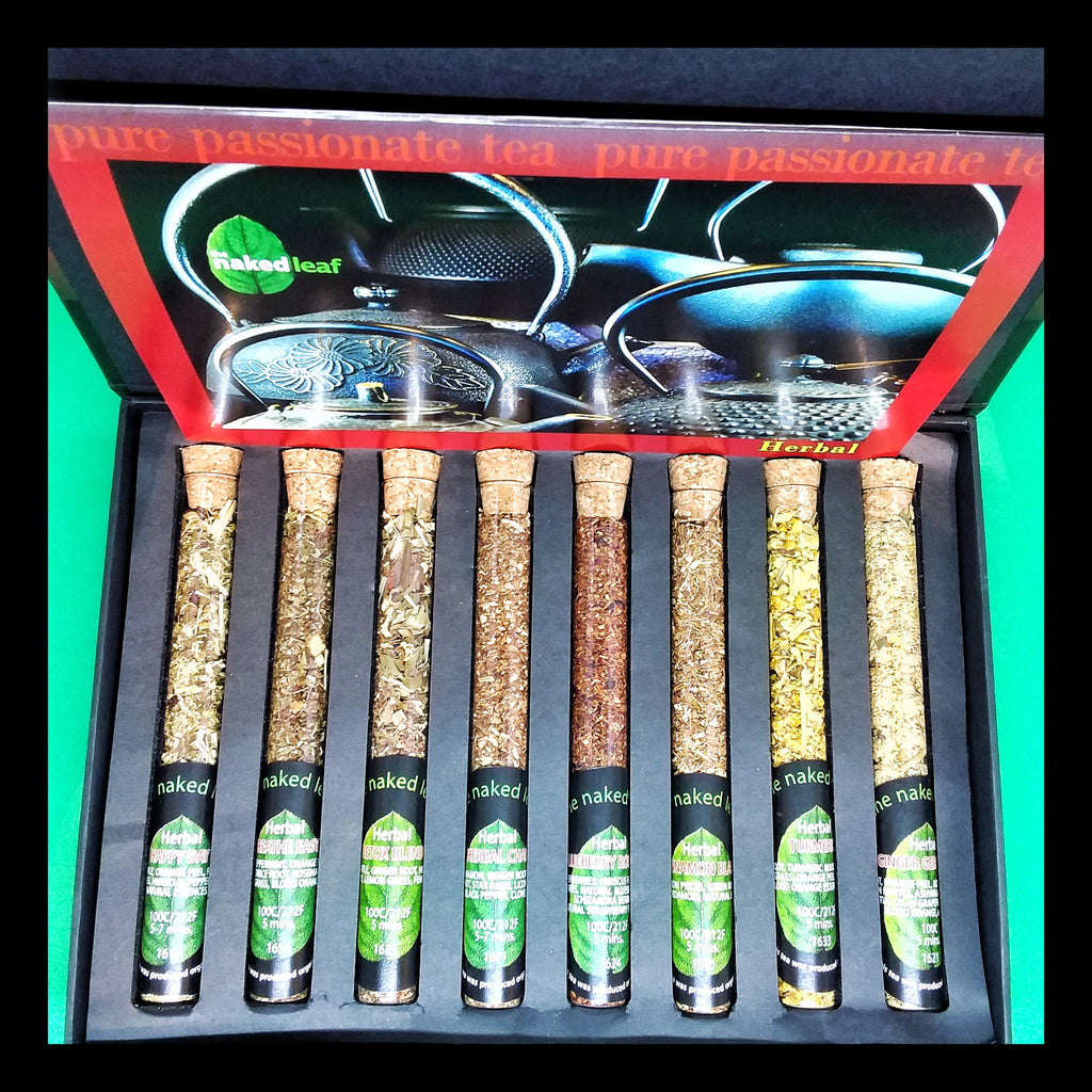 . Herbal Blends Sampler