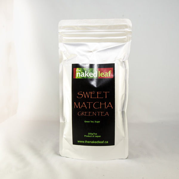 Tea  Matcha Sweetened