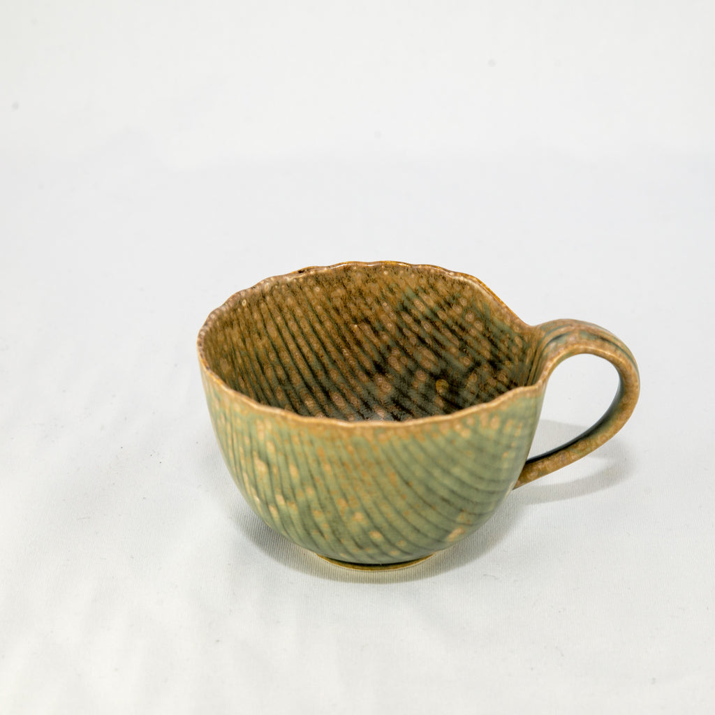 Leaf Cup - Forest Green