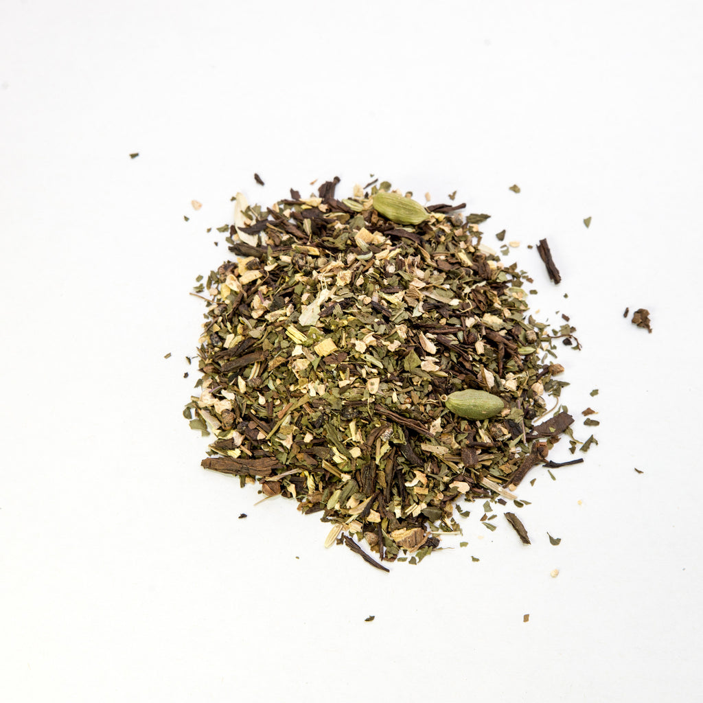 Spiced Green - Organic