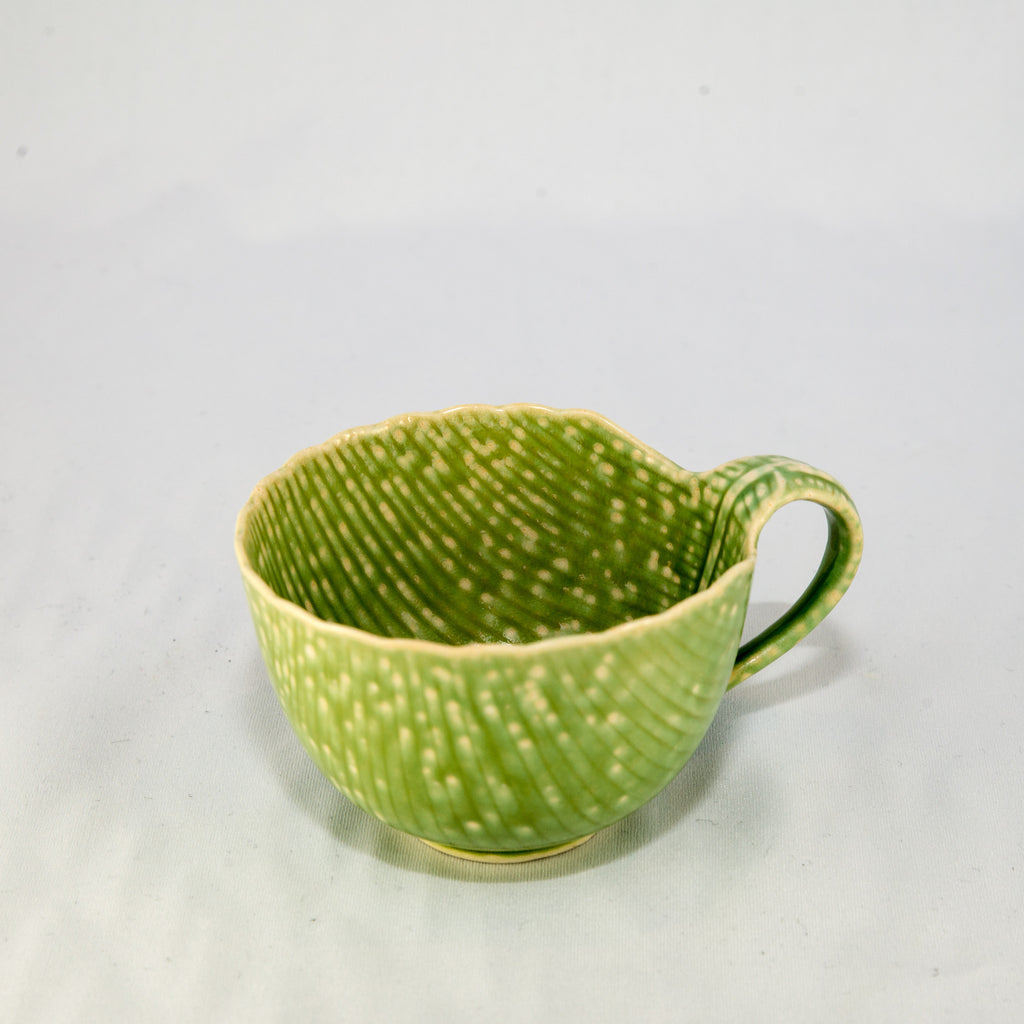 Leaf Cup - Grass Green