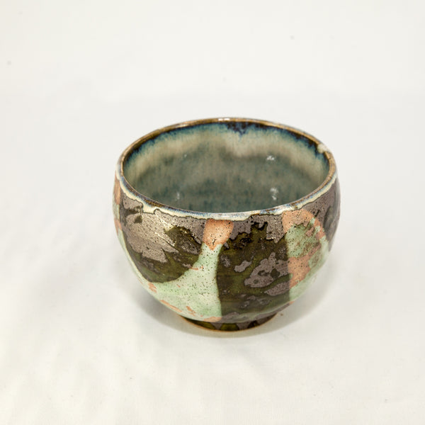 Japanese Tea Cup - Green Shades