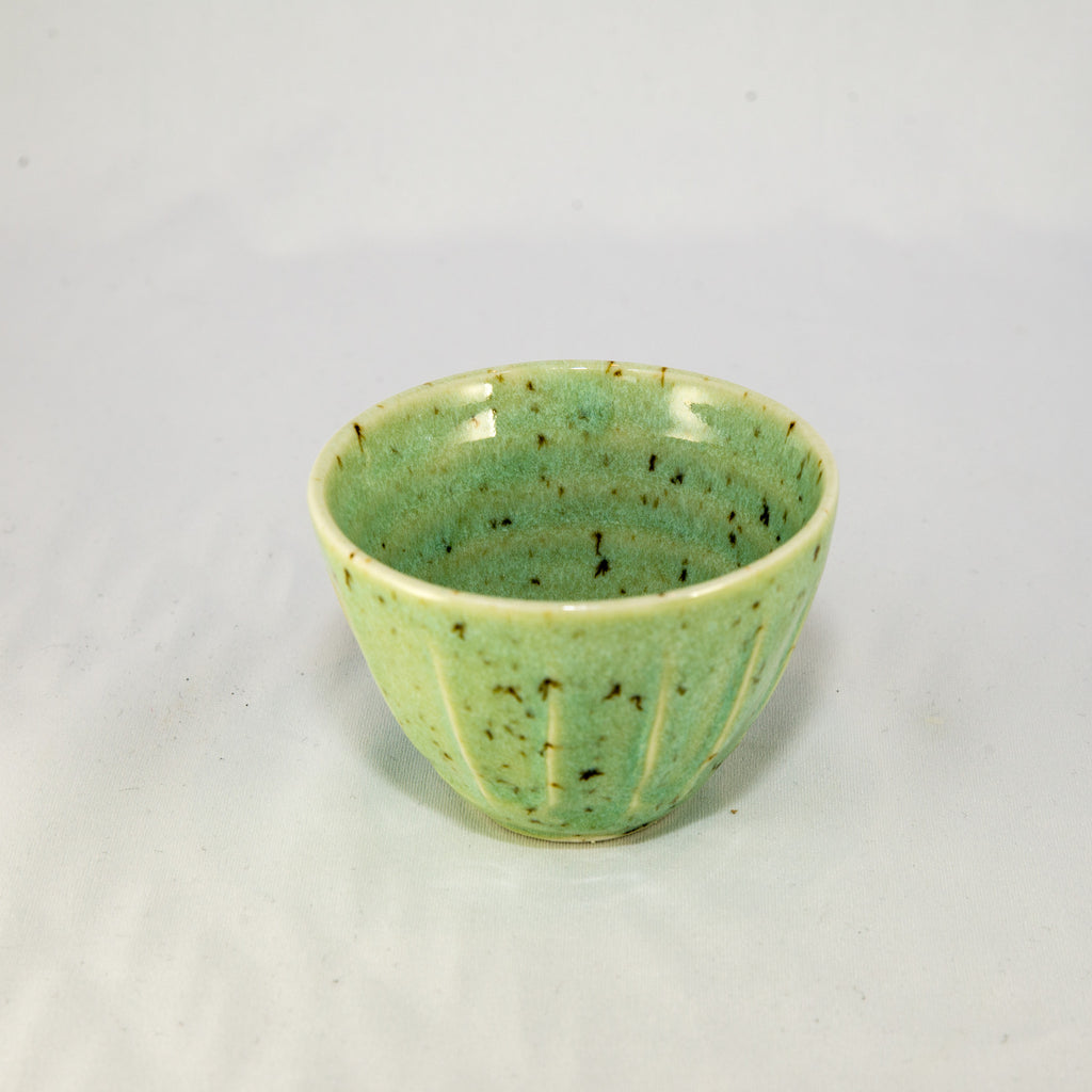 Japanese Tea Cup - Subtle Green