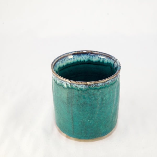 Japanese Tea Cup - Bold Blue
