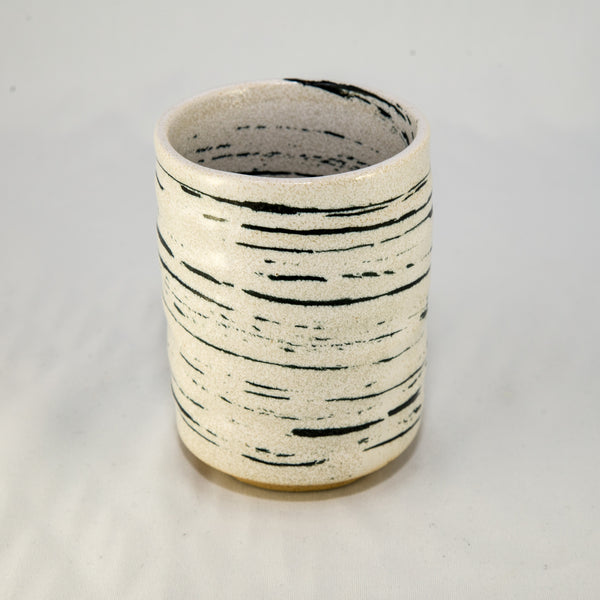 Japanese Tea Cup - Zebra