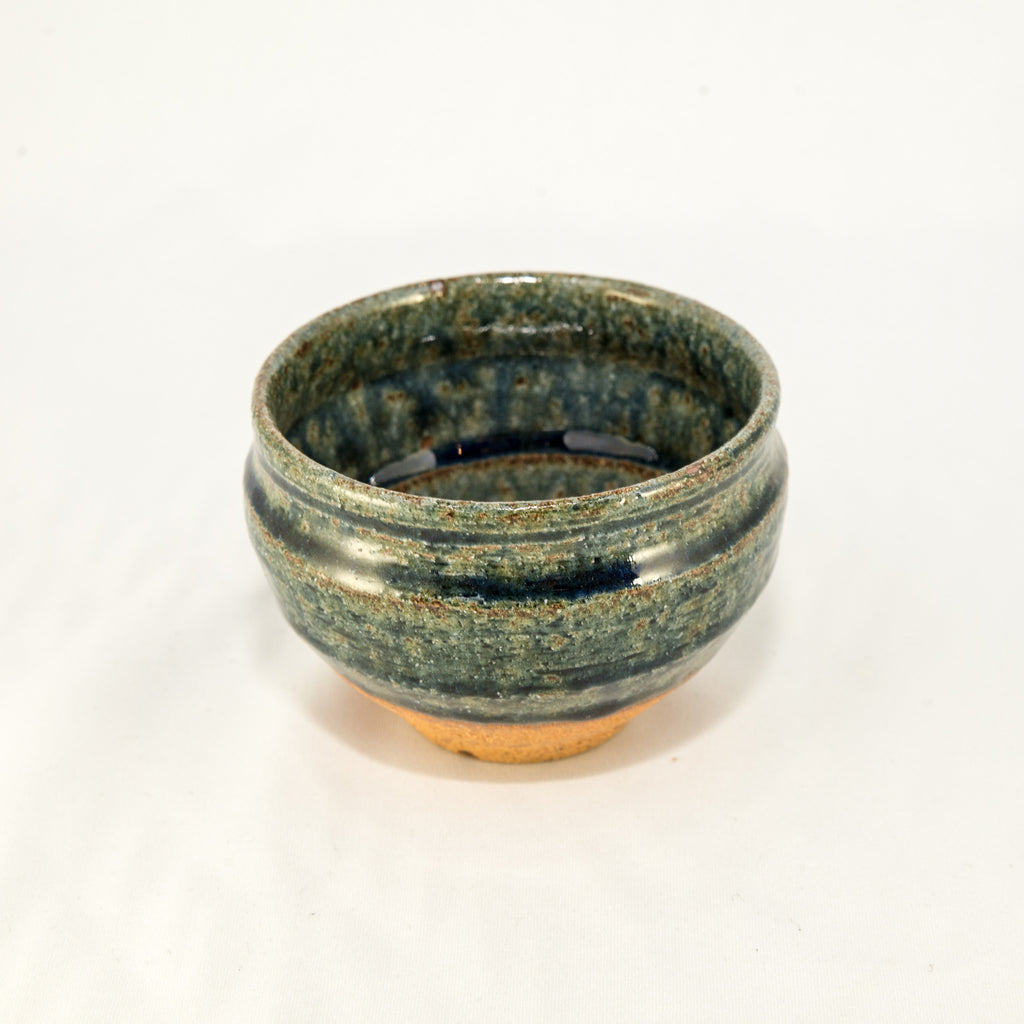 Japanese Tea Cup - Blue Bowl Cup