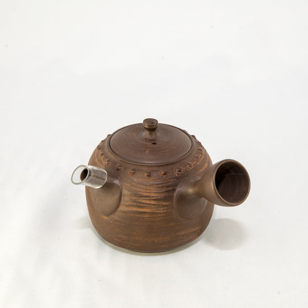 Kyusu Japanese Teapot - Small and Mighty