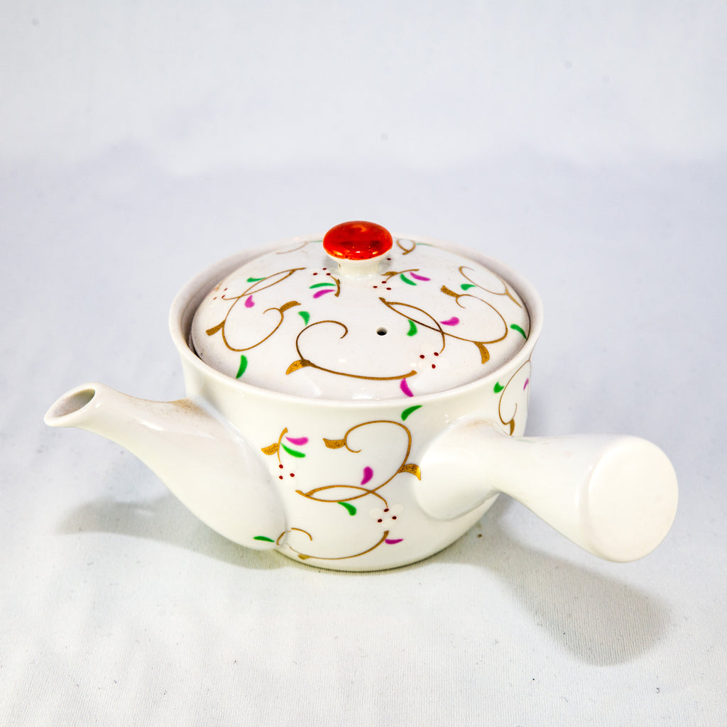Kyusu Japanese Teapot - Arabesque
