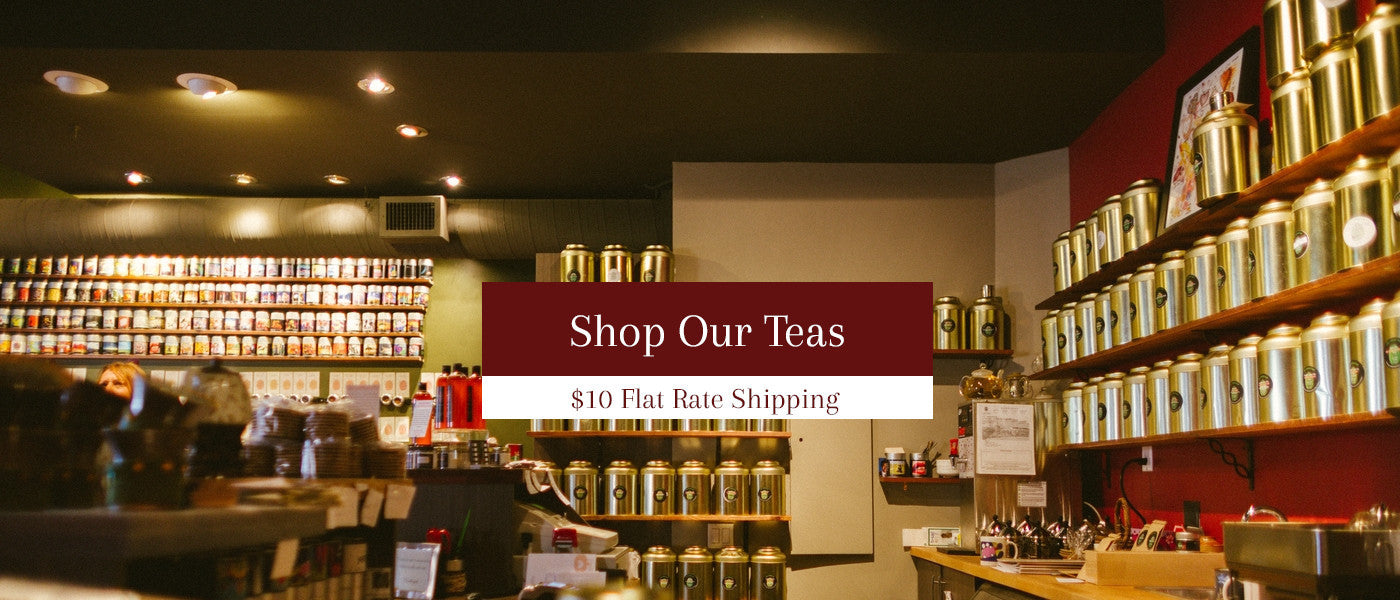 Shop Our Teas
