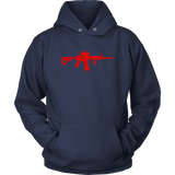 A Well Regulated Militia Hoodie