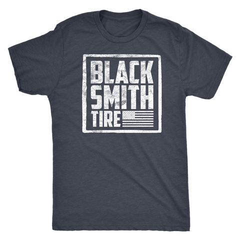 Blacksmith Tire Flag