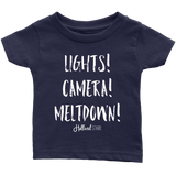 Lights Camera Meltdown Infant