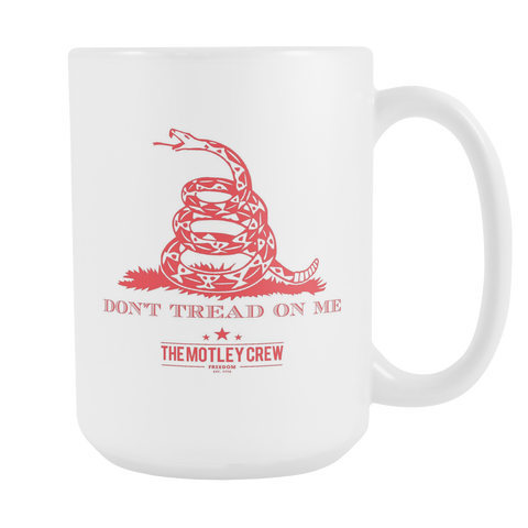 Don't Tread Mug Large