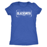 Blacksmith Tire Logo Stamp Women's