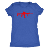 A Well Regulated Militia Tri Blend Men's & Women's
