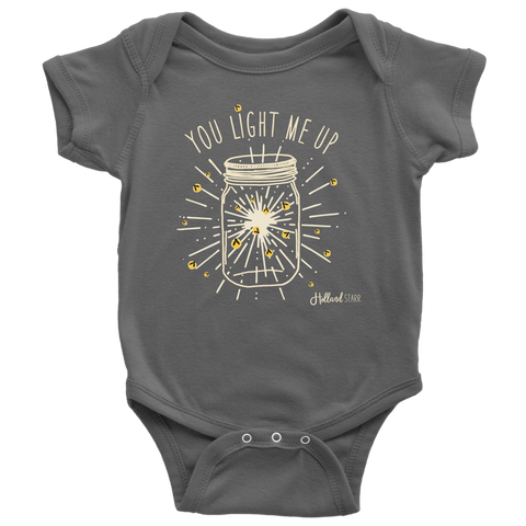 You Light Me Up Bodysuit