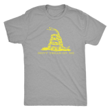 Don't Tread on Me Tri Blend Men's & Women's