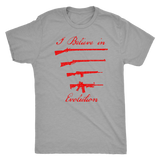 Revolution Evolution Tri Blend Men's & Women's