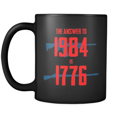 The Answer Mug