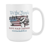 We The People Mug Large