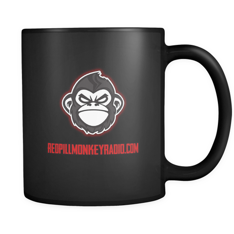 Red Pill Monkey Mug