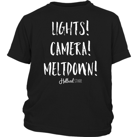 Lights Camera Meltdown Youth