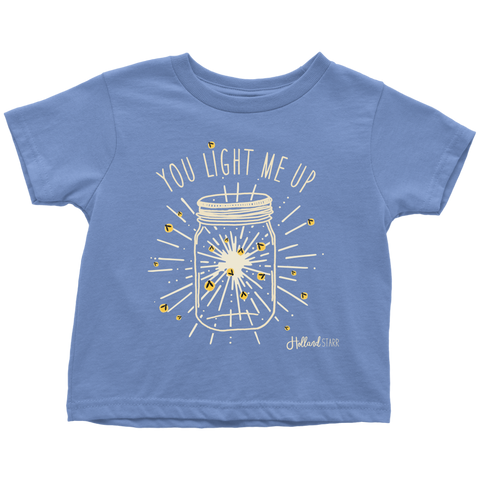 You Light Me Up Toddler