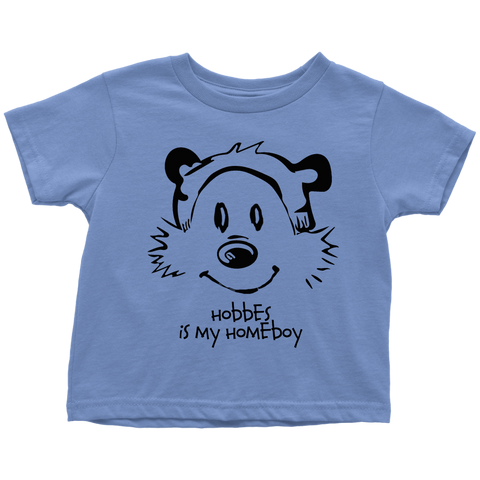 Hobbes is My Homeboy Toddler