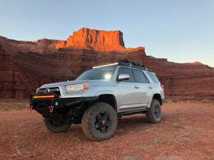 LIGHT-VENTURES: WHITE RIM TRAIL, CUSTOMER FEATURE AND MORE