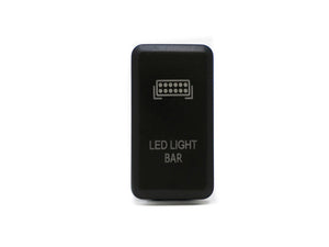 "Toyota OEM Style ""LED LIGHT BAR"" Switch"