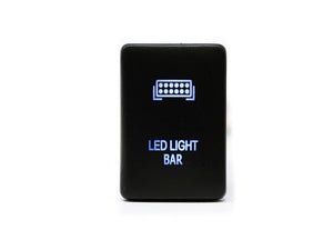 "Small Style Toyota OEM Style ""LED LIGHT BAR"" Switch"