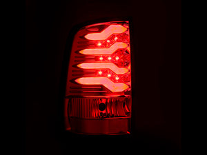 2009-2018 Ram Truck PRO-Series LED Tail Lights Red Smoke