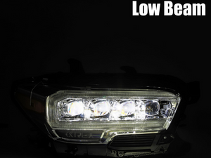 2016-2020 Toyota Tacoma NOVA-Series LED Projector Headlights