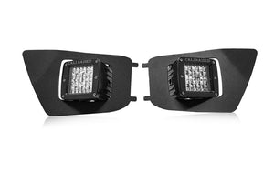 2012-2015 Toyota Tacoma LED Fog Light Pod Replacements Brackets/Combo
