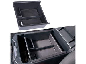 2014-2020 Toyota 4Runner Center Console Organizer - Cali Raised LED