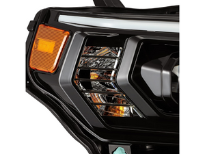 2014-2020 Toyota 4Runner LUXX-Series LED Projector Headlights - Cali Raised LED