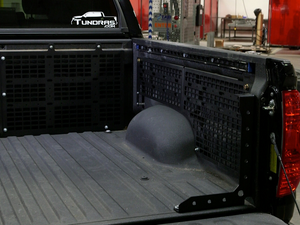 2007-2020 Toyota Tundra Side Bed MOLLE System - Cali Raised LED