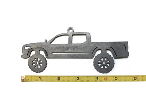 Toyota Tacoma Christmas Ornament