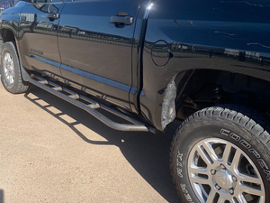 2014-2020 Toyota Tundra Step Edition Rock Sliders - Cali Raised LED