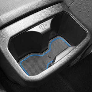 2016-2020 Tacoma Cup Holder Protective Inserts - Cali Raised LED